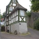 kleinstes Fachwerkhaus Hessens